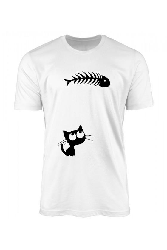 Koszulka Męska Chrapka Na Rybkę