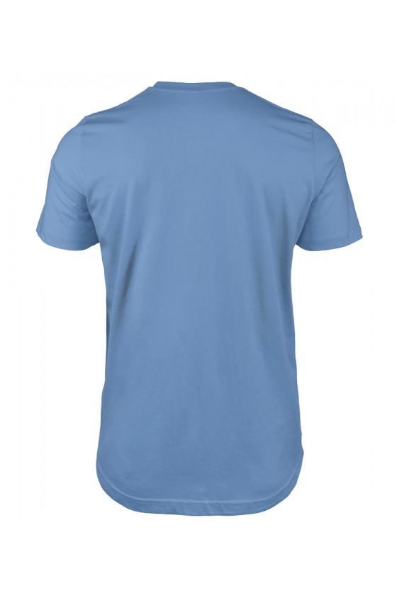 Koszulka Męska Ty Pracuj Ja Popatrzę