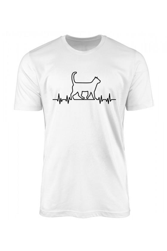 Koszulka Męska Echo Mego Serca