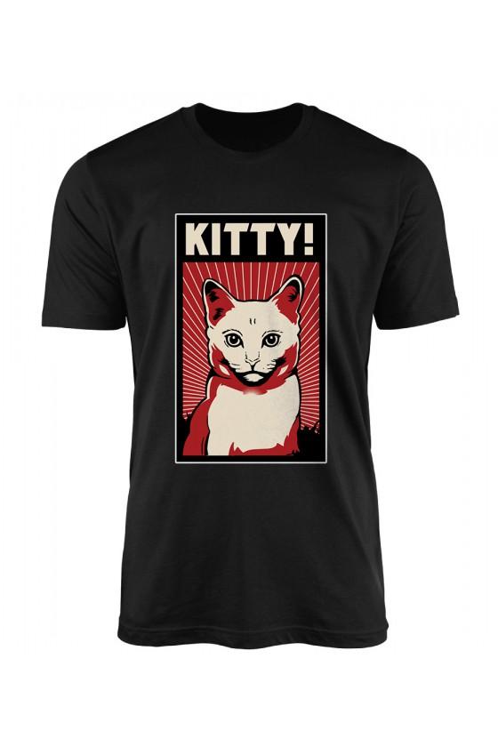 Koszulka Męska Kitty!