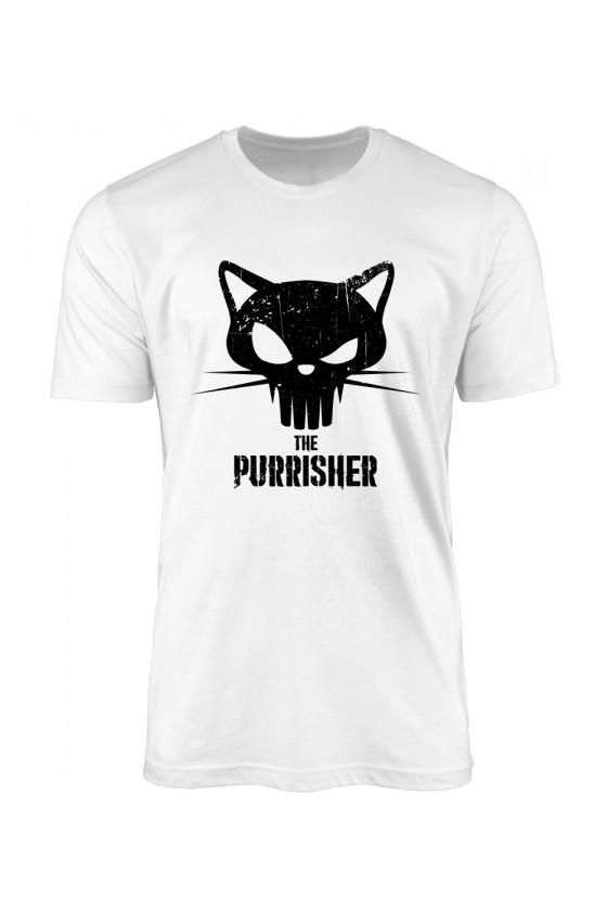 Koszulka Męska Purrisher