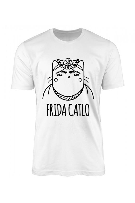Koszulka Męska Frida Catlo