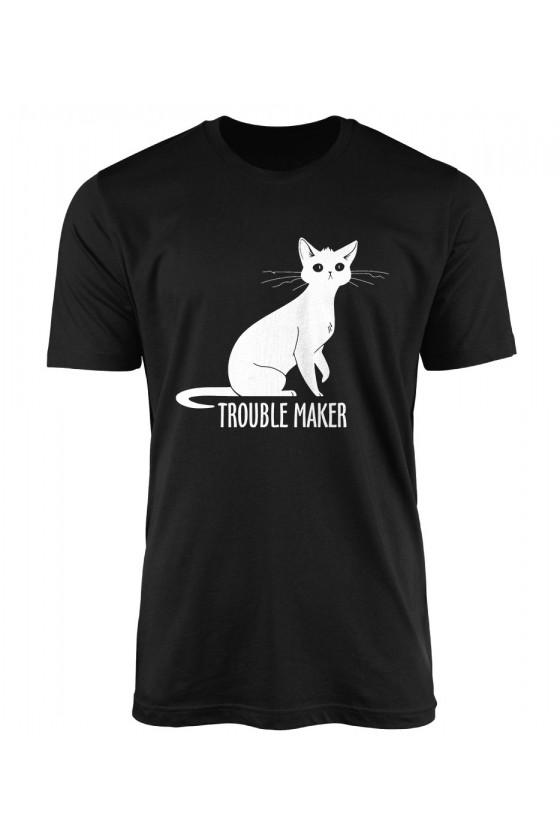 Koszulka Męska Trouble Maker