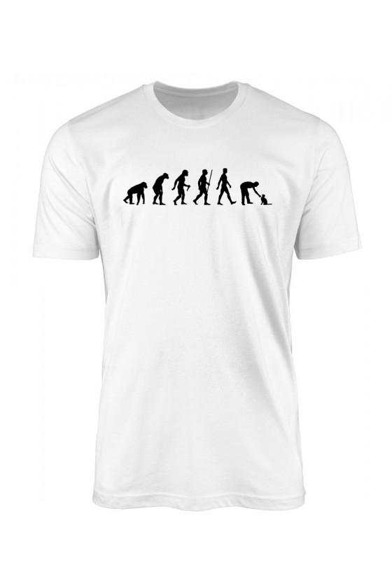 Koszulka Męska Ewolucja Człowieka
