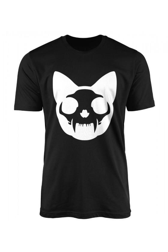 Koszulka Męska Halloweenowa Maska