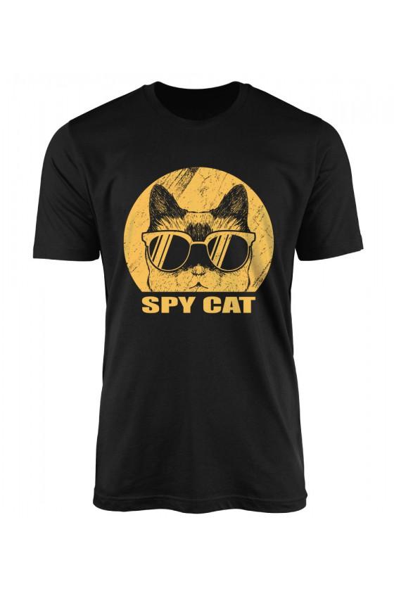 Koszulka Męska Spy Cat