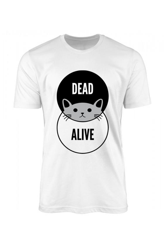 Koszulka Męska Dead - Alive