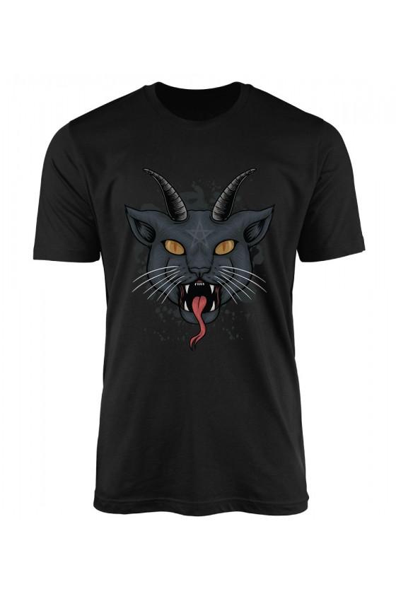Koszulka Męska Demon