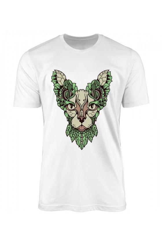 Koszulka Męska Król Dżungli