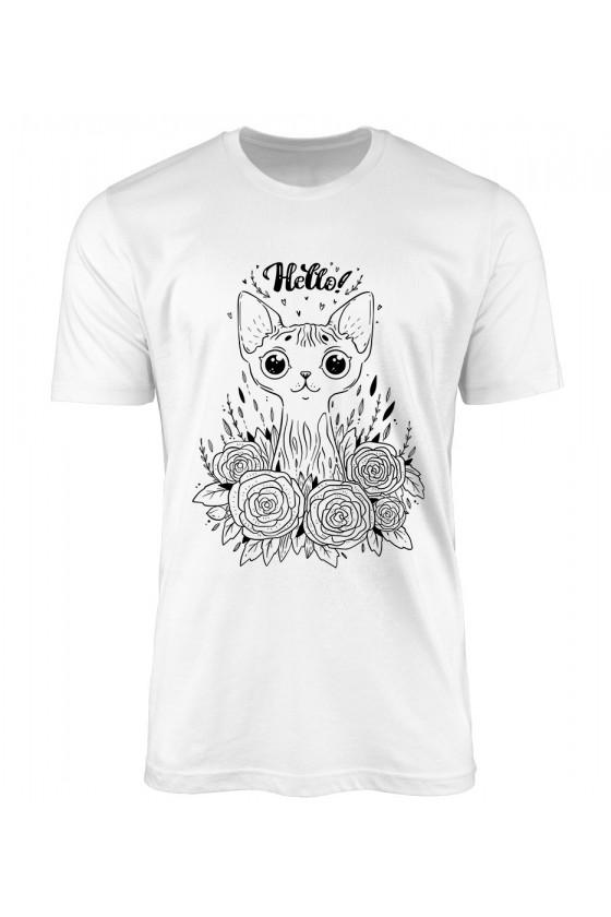 Koszulka Męska Hello!