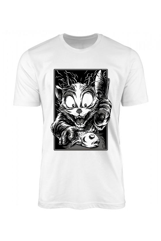 Koszulka Męska Obiadek
