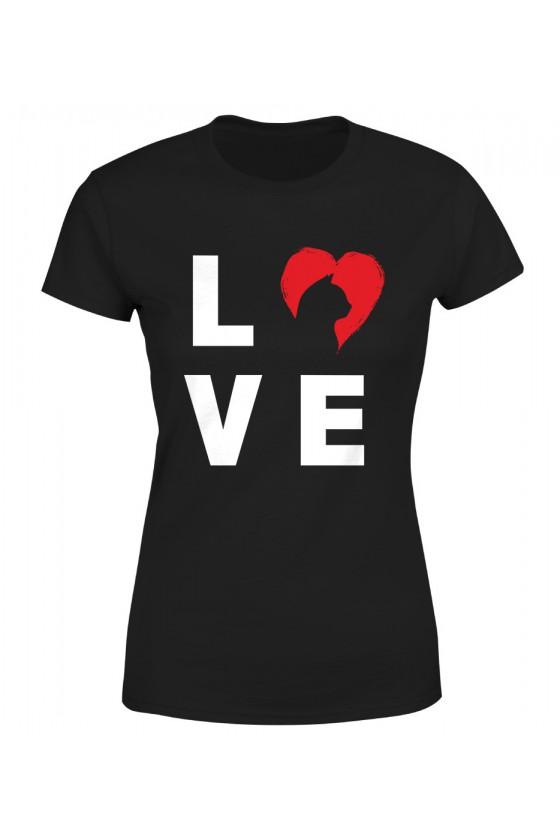 Koszulka Damska True Love