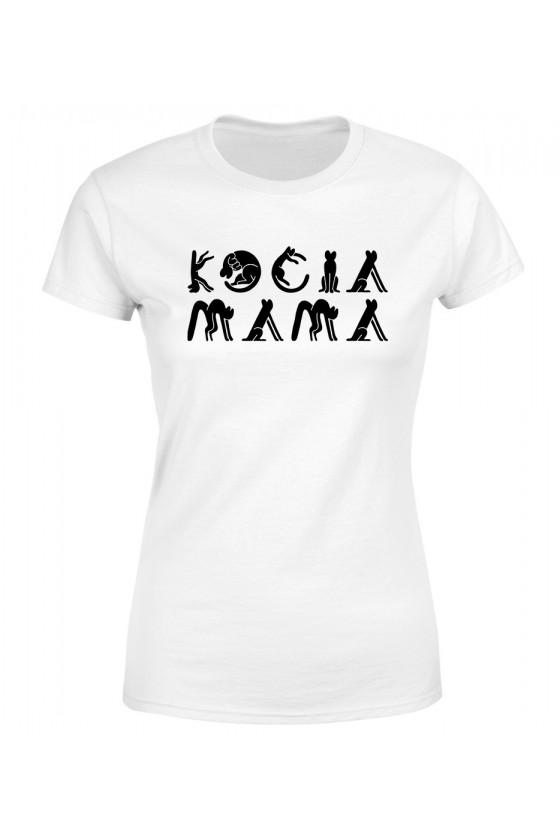 Koszulka Damska Kocia Mama 2