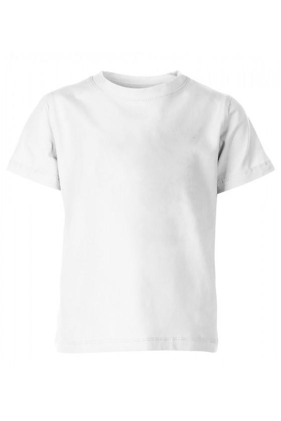 Koszulka Dziecięca Ty Pracuj Ja Popatrzę