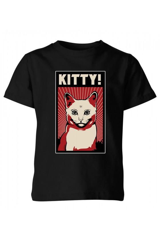 Koszulka Dziecięca Kitty!