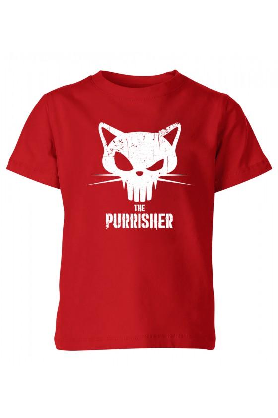 Koszulka Dziecięca Purrisher