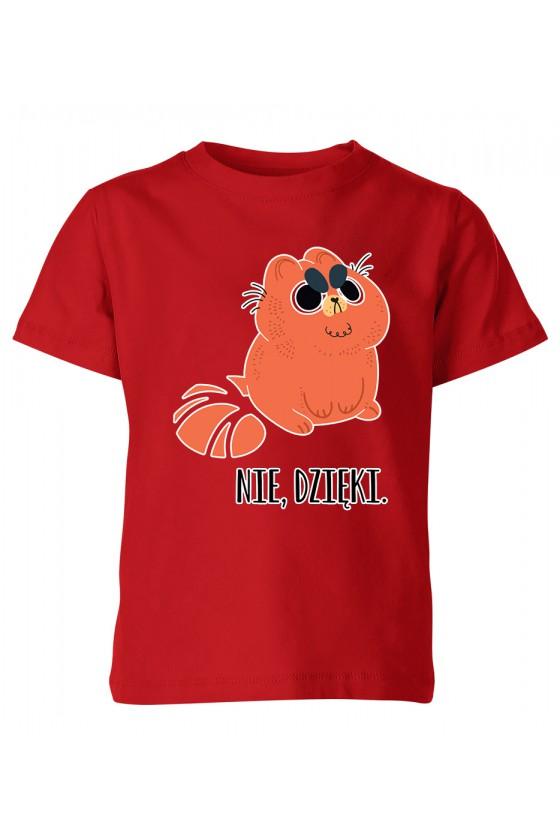 Koszulka Dziecięca Nie Dzięki 2