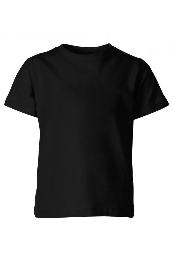 Koszulka Dziecięca Własność Twojego Kota Premium