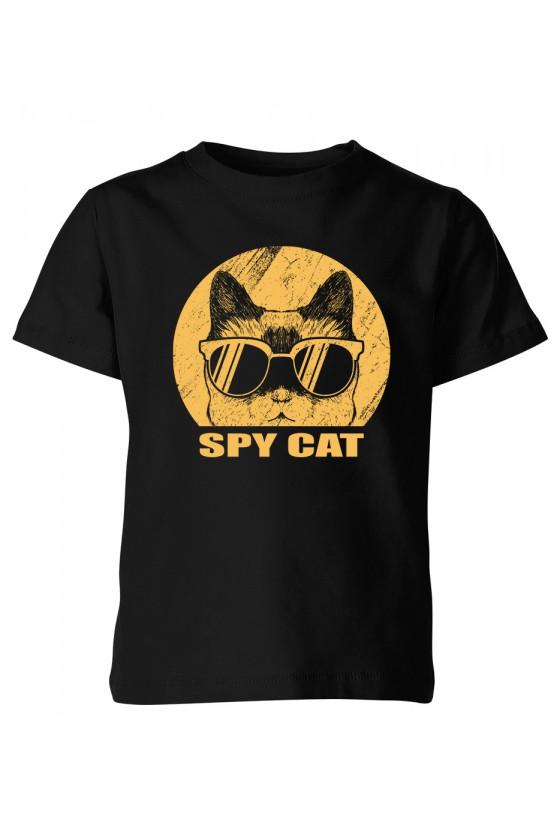Koszulka Dziecięca Spy Cat