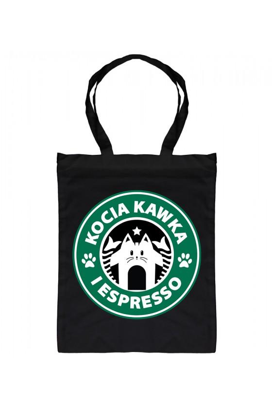 Eko Torba Kocia Kawka I Espresso