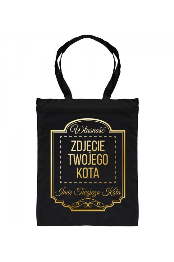Eko Torba Własność Twojego Kota Premium