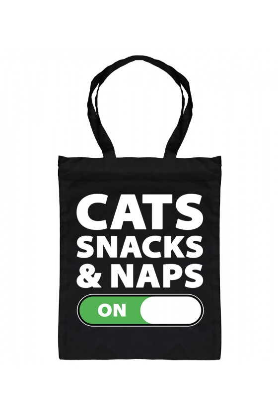 Eko Torba Cats Snacks And Naps