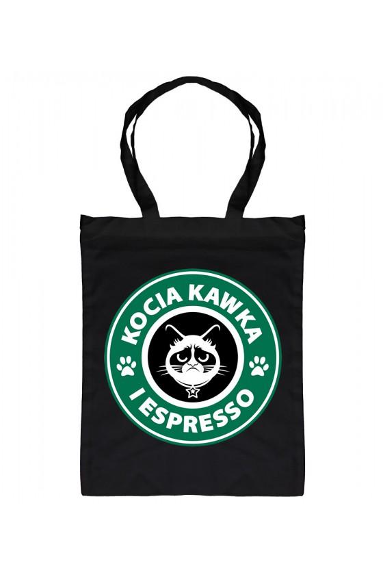 Eko Torba Kocia Kawka I Espresso 2