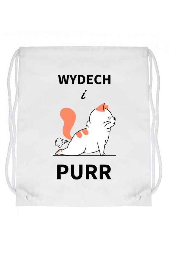 Worek Wydech I Purr