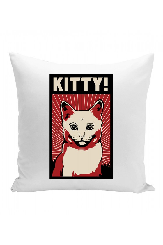 Poduszka Kitty!