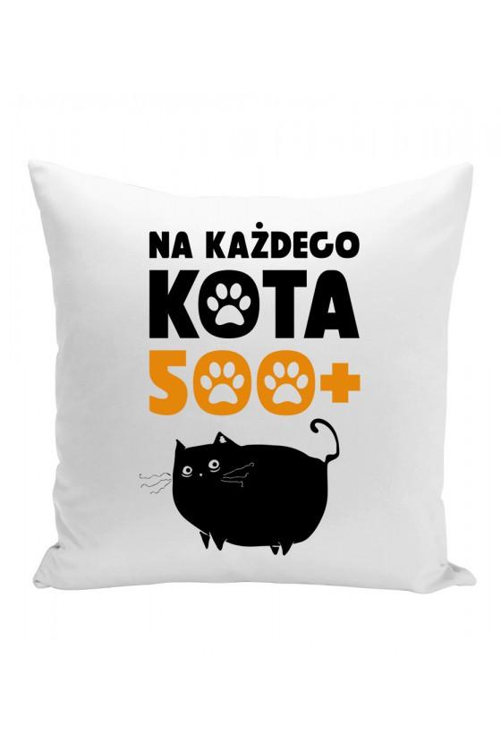Poduszka Na Każdego Kota 500+