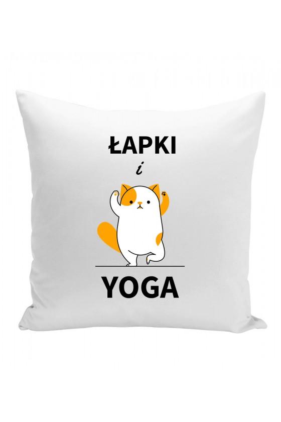 Poduszka Łapki I Yoga
