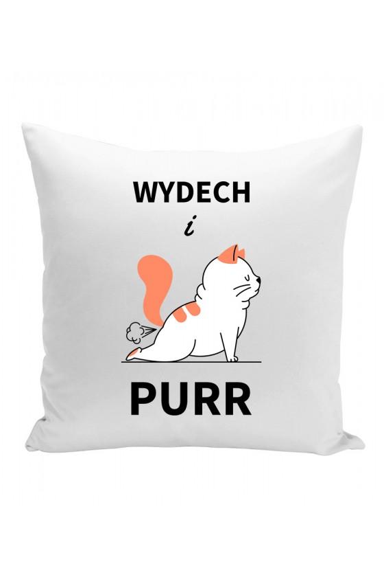 Poduszka Wydech I Purr