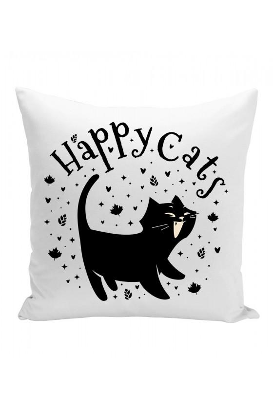 Poduszka Happy Cats