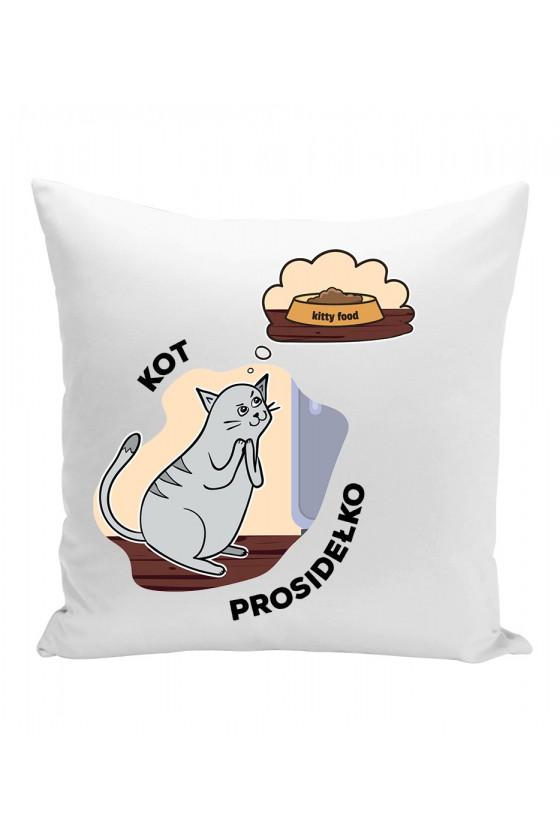 Poduszka Kot Prosidełko