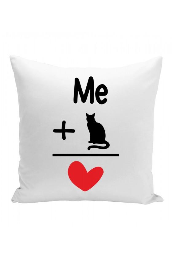 Poduszka Ja i kot