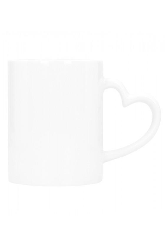 Kubek Z Uchem W Kształcie Serca Kocia Kawka I Espresso