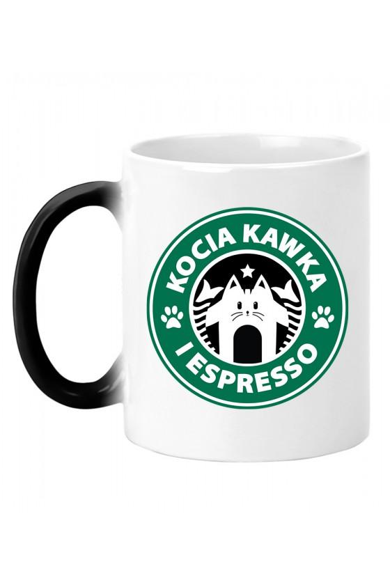 Kubek Magiczny Kocia Kawka I Espresso