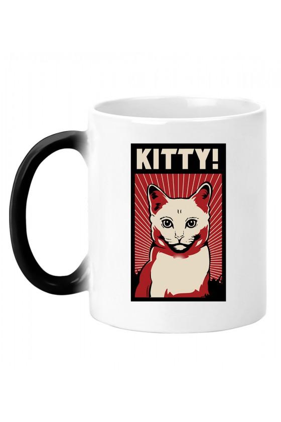 Kubek Magiczny Kitty!