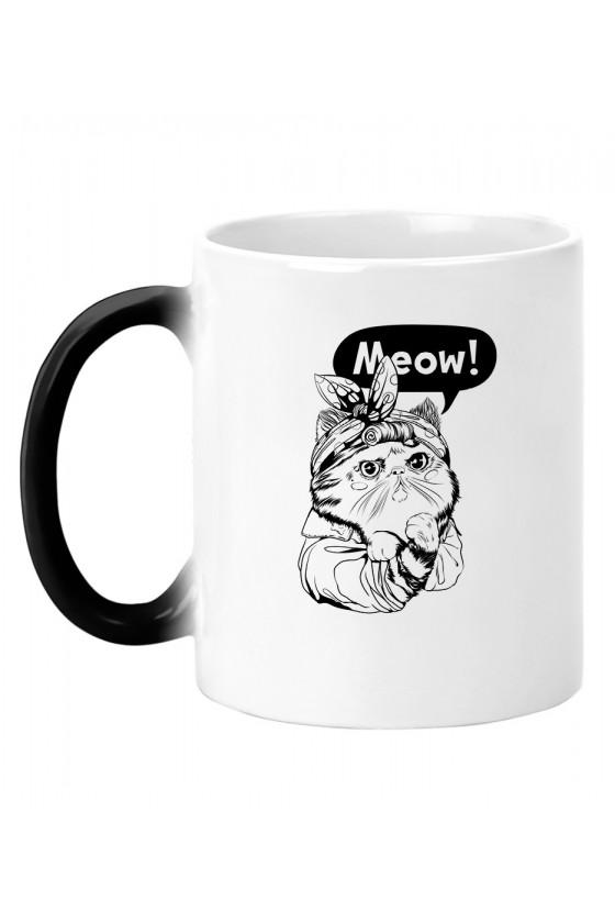 Kubek Magiczny Meow!