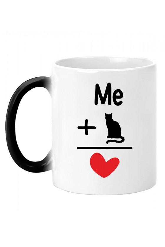 Kubek Magiczny Ja i kot