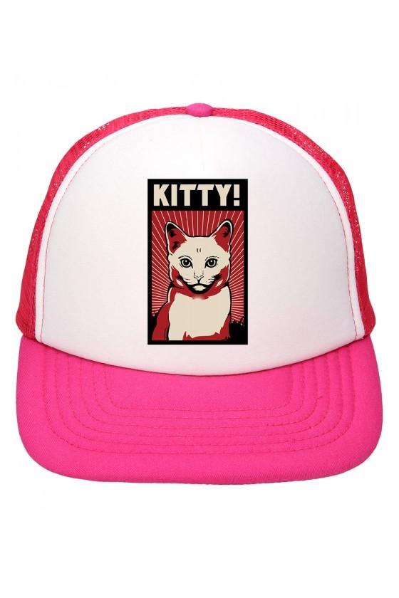 Czapka Z Daszkiem Kitty!