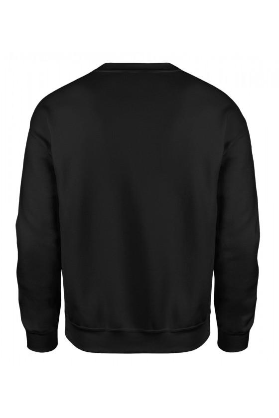 Bluza Klasyczna Męska Własność Kota - Imię Kota