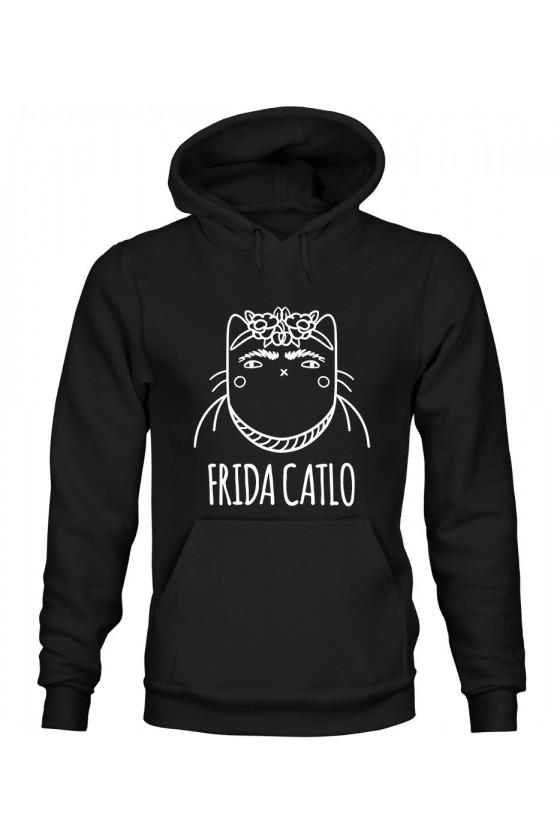 Bluza z Kapturem Męska Frida Catlo