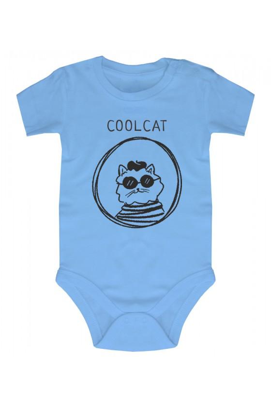 Body Niemowlęce Cool Cat
