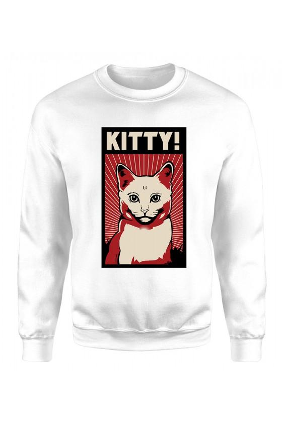 Bluza Klasyczna Damska Kitty!