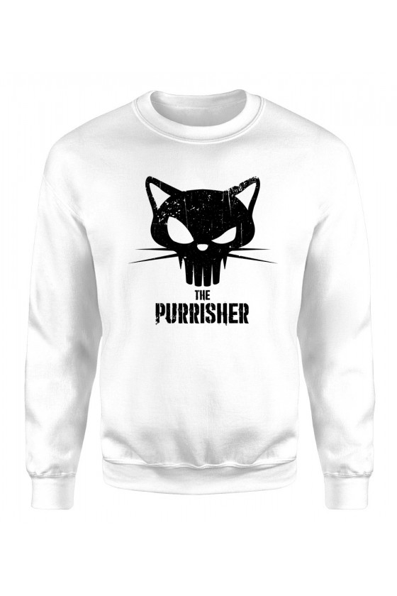 Bluza Klasyczna Damska Purrisher