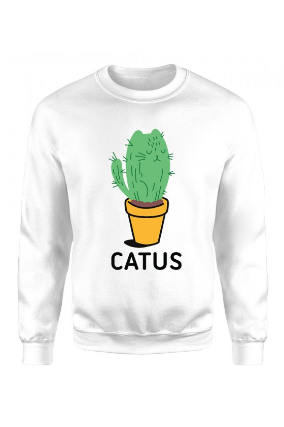 Bluza Klasyczna Damska Catus