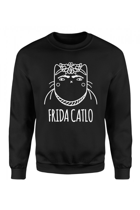 Bluza Klasyczna Damska Frida Catlo