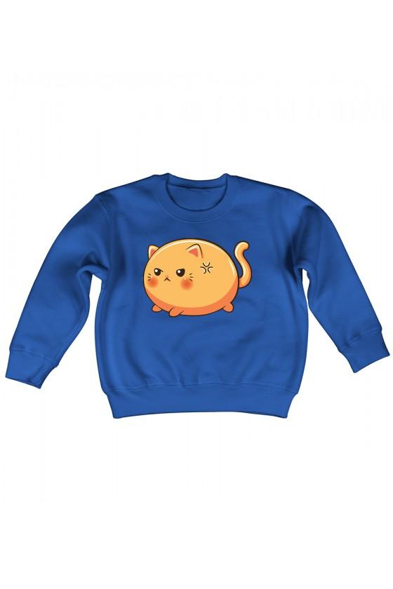 Bluza Dziecięca Bez Kaptura Pulchny Nerwusek