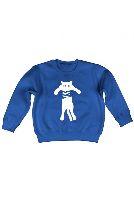 Bluza Dziecięca Bez Kaptura Chwytak